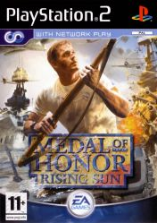 Cover Medal of Honor Rising Sun
