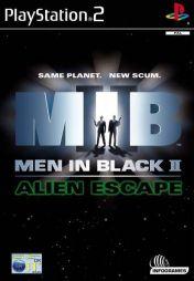 Cover Men in Black II: Alien Escape