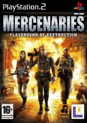 Cover Mercenaries