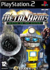 Cover Metal Arms: Glitch in the System