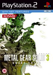 Cover Metal Gear Solid 3: Snake Eater (PS2)