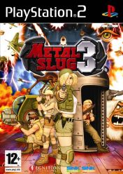 Cover Metal Slug 3 (PS2)
