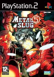 Cover Metal Slug 5