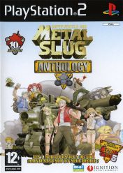 Cover Metal Slug Anthology