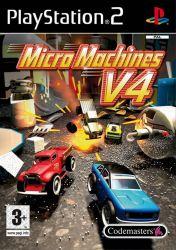 Cover Micro Machines V4