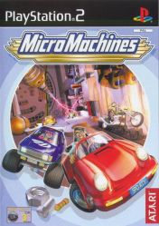 Cover Micro Machines