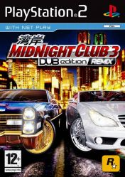 Cover Midnight Club 3: DUB Edition Remix