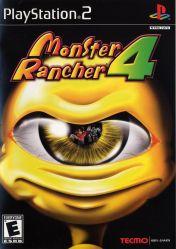 Cover Monster Rancher 4