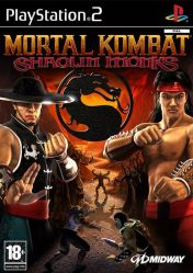 Cover Mortal Kombat: Shaolin Monks