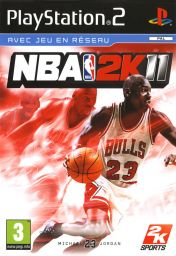 Cover NBA 2K11 (PS2)