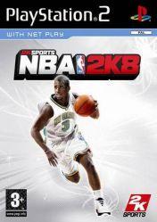 Cover NBA 2K8