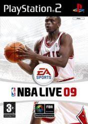 Cover NBA Live 09