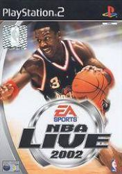 Cover NBA Live 2002