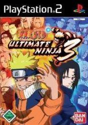 Cover Naruto: Ultimate Ninja 3