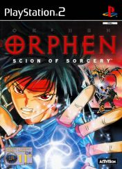Cover Orphen: Scion of Sorcery