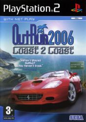 Cover OutRun 2006: Coast 2 Coast (PS2)