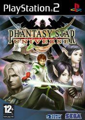 Cover Phantasy Star Universe