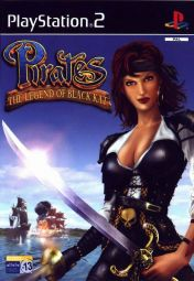 Cover Pirates: The Legend of Black Kat