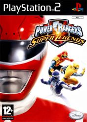 Cover Power Rangers: Super Legends - 15th Anniversary