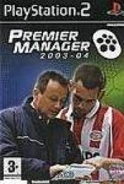 Cover Premier Manager 03/04