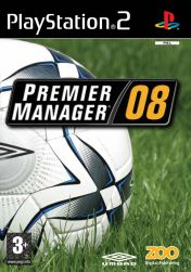 Cover Premier Manager 08