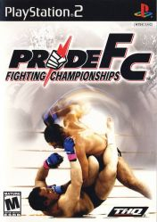 Cover Pride FC: Fighting Championships