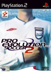 Cover Pro Evolution Soccer 2