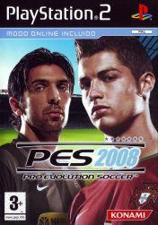 Cover Pro Evolution Soccer 2008