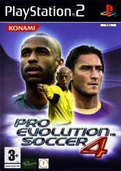 Cover Pro Evolution Soccer 4