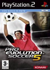 Cover Pro Evolution Soccer 5
