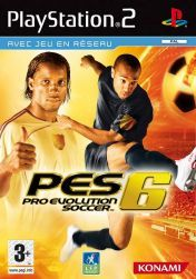 Cover Pro Evolution Soccer 6