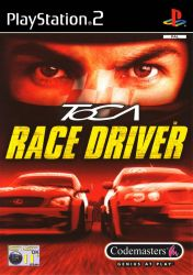 Cover Pro Race Driver