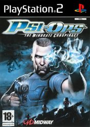 Cover Psi-Ops: The Mindgate Conspiracy