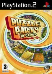 Cover Puzzle Party: 10 Games