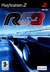 Cover RS3: Racing Simulation Three