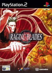 Cover Raging Blades