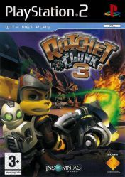 Cover Ratchet & Clank 3 (PS2)