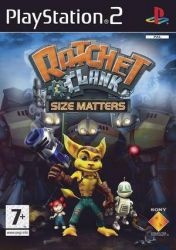 Cover Ratchet & Clank: Size Matters