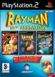 Cover Rayman: 10th Anniversary Collection