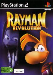Cover Rayman 2 Revolution
