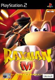 Cover Rayman Arena