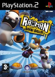 Cover Rayman Raving Rabbids (PS2)