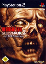 Cover Resident Evil Survivor 2: Code: Veronica