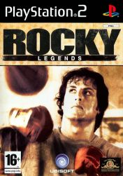 Cover Rocky: Legends