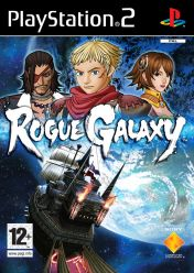Cover Rogue Galaxy (PS2)