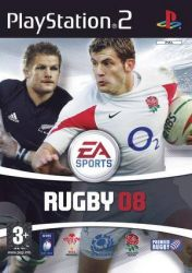 Cover Rugby 08