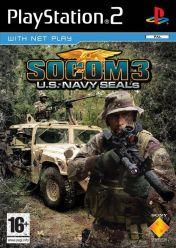 Cover SOCOM 3: U.S. Navy SEALs