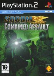Cover SOCOM: U.S. Navy SEALs: Combined Assault