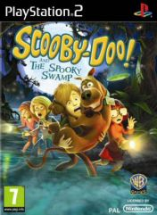 Cover Scooby-Doo! and the Spooky Swamp