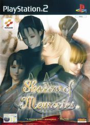 Cover Shadow of Memories (PS2)